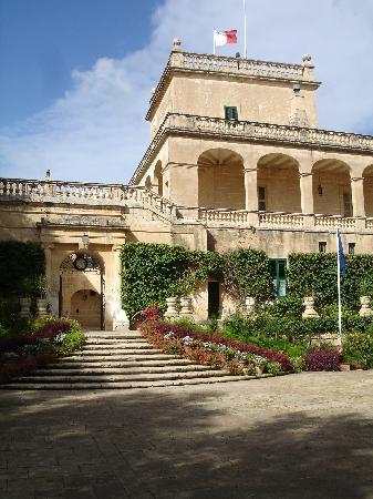 Attard, Malta: Palace