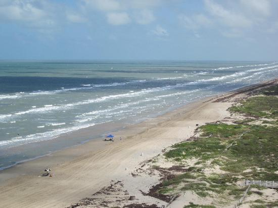 South Padre Island, TX: gulf beach