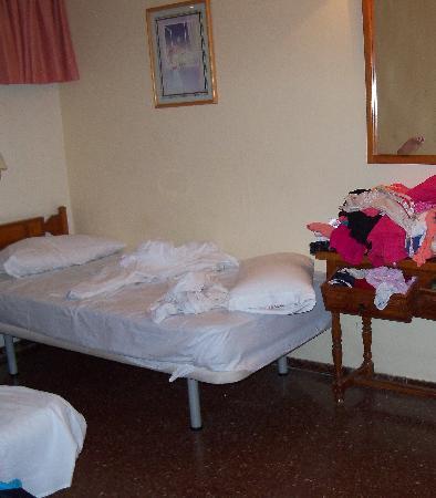 Apartmentos Santa Monica: bedroom