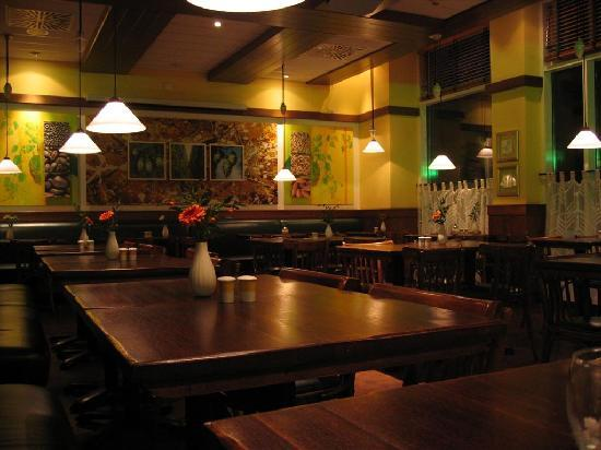 Ibis Berlin City Potsdamer Platz: Restaurante del hotel.