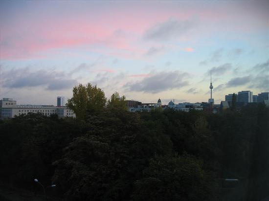 Ibis Berlin City Potsdamer Platz: Vistas desde la habitación