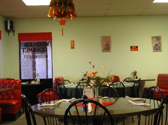 Comfortable Booth Or Table Seating Picture Of Mandarin Gourmet - Booth or table
