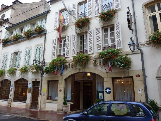Hotel le cep picture of hotel de luxe le cep beaune for Hotels beaune