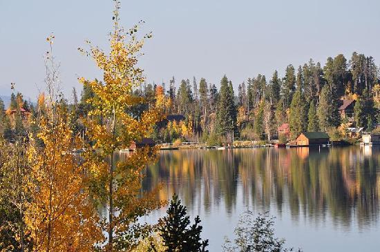 Grand Escape Cottages: Grand Lake