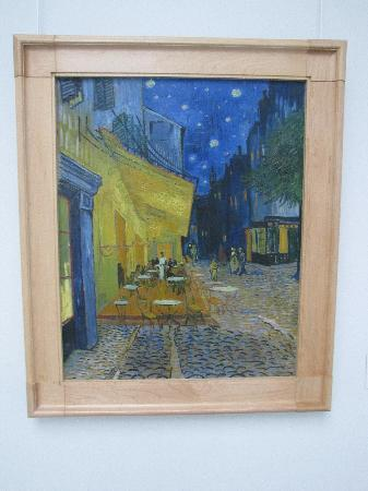 Otterlo, The Netherlands: A favorite Van Gogh