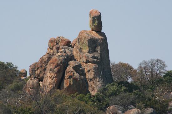 Bulawayo, Simbabwe: Matobo National Park