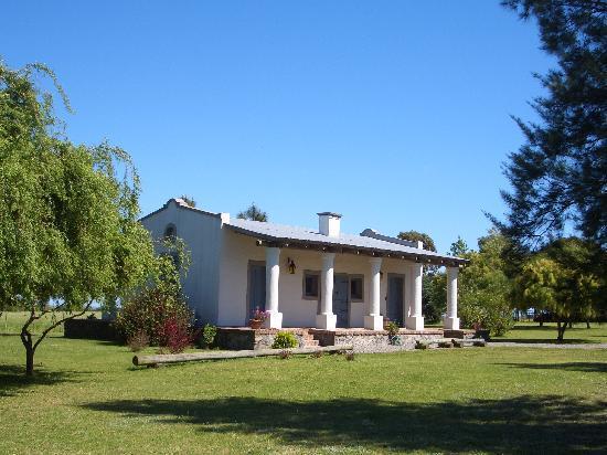 Posada de Campo Gondwana: casa de los huespedes