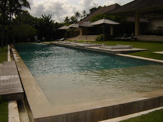 Villa Infinity Bali: The pool was unbelievable