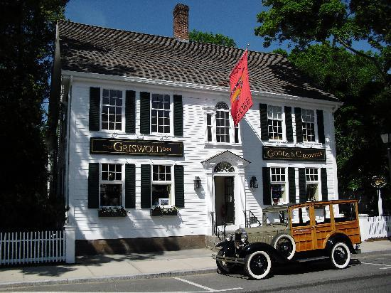 The Griswold Inn Store ~ Good & Curiosities