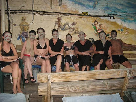 Russian And Turkish Baths I Love The Mud Sessions In Banya With Friends
