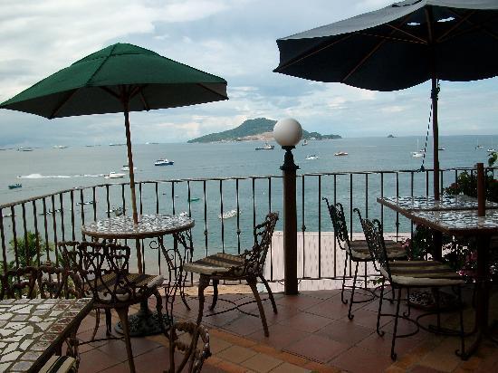 Vereda Tropical Hotel: Excelente vista
