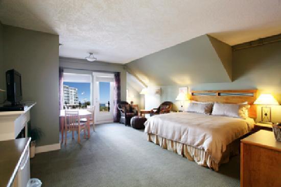 Sidney Waterfront Inn & Suites: Portside Studio Suite