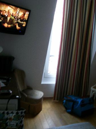 Baldaquin Hotel: Bedroom
