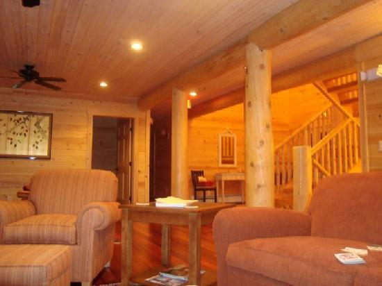 Carrabassett Valley, ME: Great Room