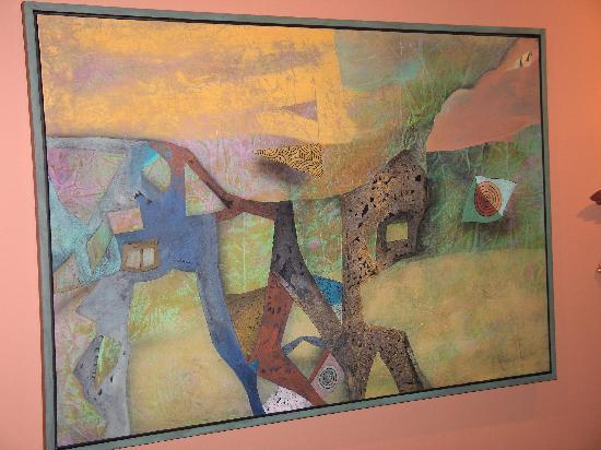 Riverdog Retreat: Terry Speer's new work