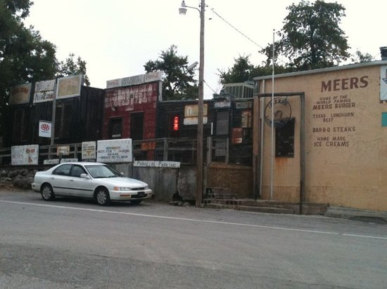 The Meers Store And Restaurant: the meers store and resturant