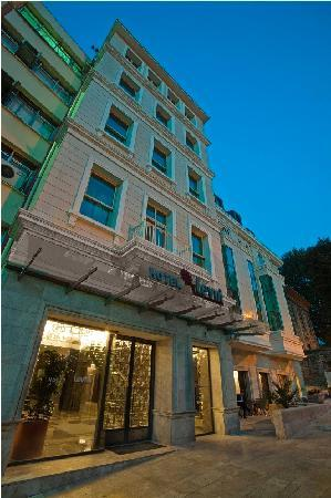 Levni Hotel & Spa: External view