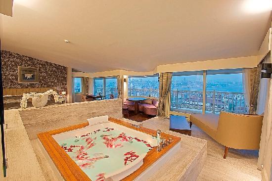 Levni Hotel & Spa : Boshorus suite