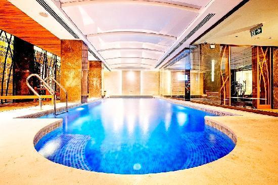 Levni Hotel & Spa : indoor pool