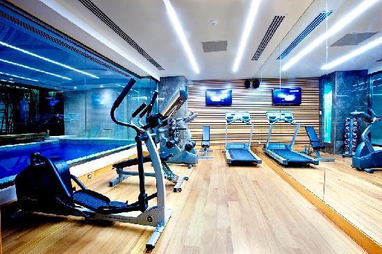 Levni Hotel & Spa : Fitness