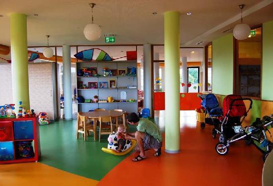 Reiters Finest Familyhotel: Kinderclub für Kinder ab 6 Monaten