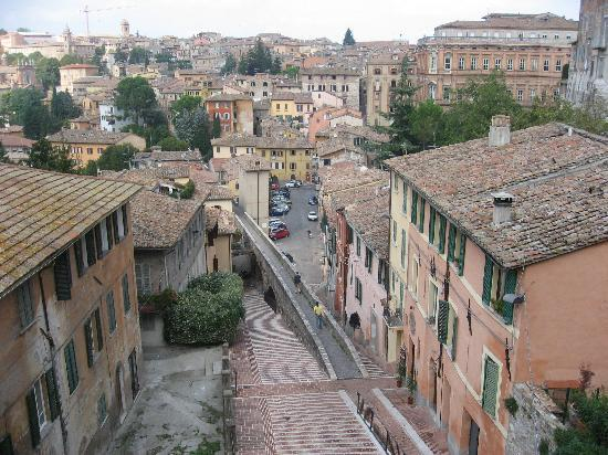 Perugia, Italy: acquedotto