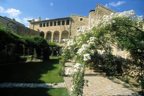 L'Orto Degli Angeli: II giardino pensile