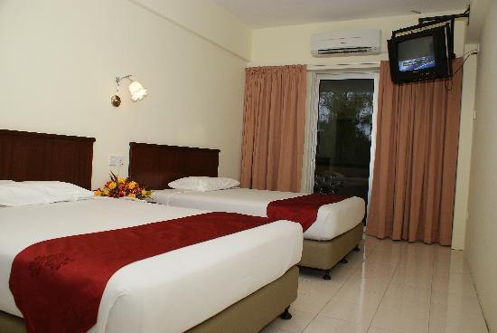 Lumut, Malaisie : Standard Room