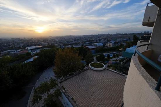 Best Eastern Arma Hotel : Yerevan at your feet from your own room
