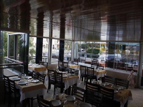 Mor Suite Hotel: Restaurant