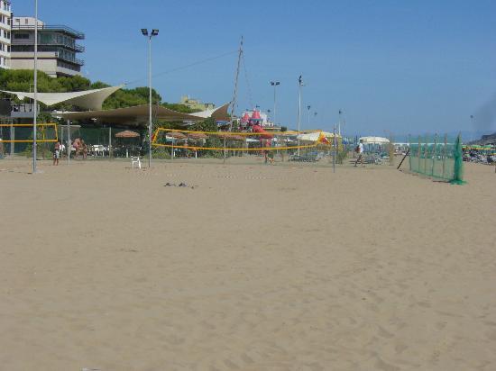Hotel Orchidea: spiaggia