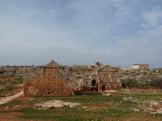 Dead City of Serjilla: Serjilla