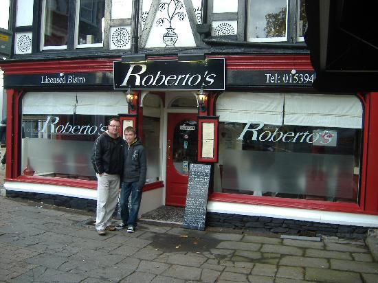 Roberto's : Robertos - what a find!