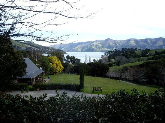Akaroa Cottages - Heritage Collection: The View