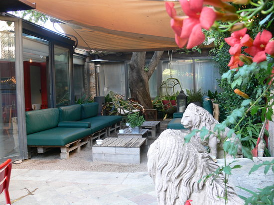 Restaurant Aiguaclara: Chill-out