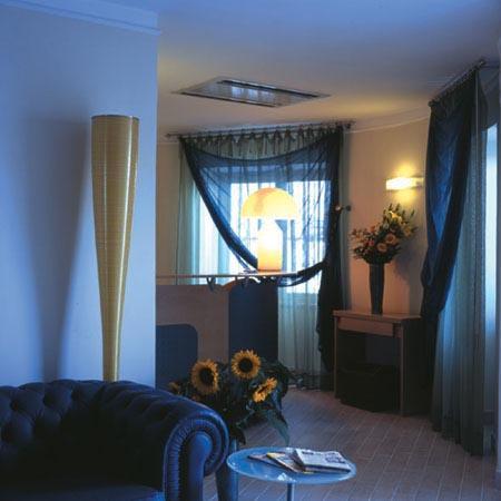 Posidonia Residence: reception