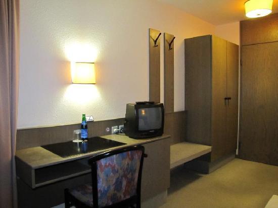 Hotel Astra: im Zimmer