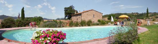 Pomarance, İtalya: Il Pratone