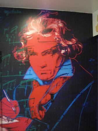 Ludwig Van Beethoven Hotel: Der Hotelpate