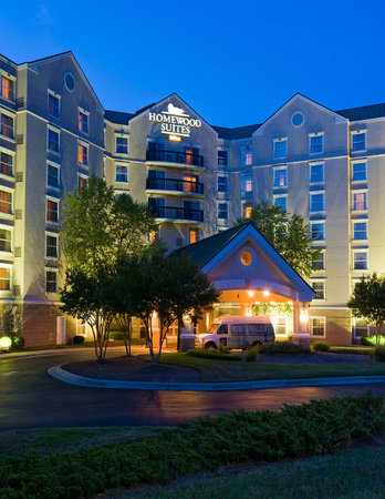 Homewood Suites by Hilton Raleigh-Durham AP / Research Triangle: Exterior