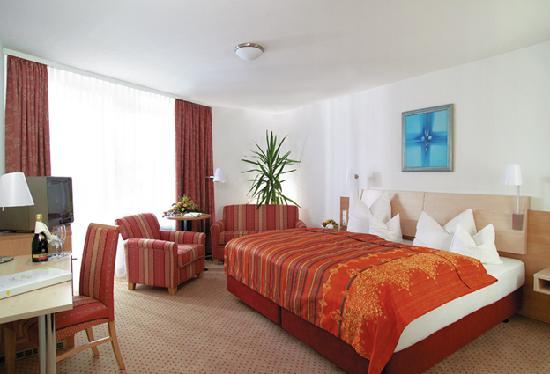 Hotel Sonnengarten: Doppelzimmer