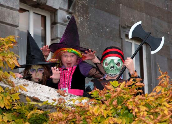 Westport, İrlanda: Get your Scare on for Halloween Fest