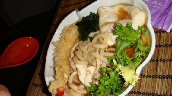 Ristorante Giapponese Genkai : Spaghetti di riso