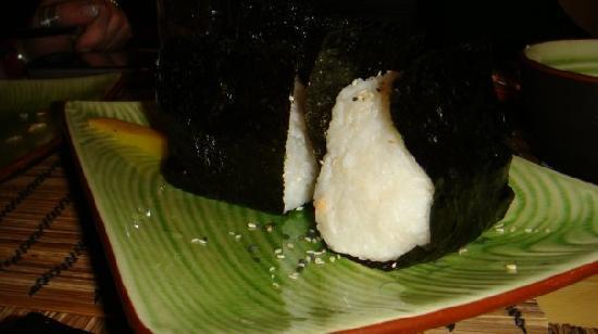 Ristorante Giapponese Genkai : Il famoso riso di Doraemon!