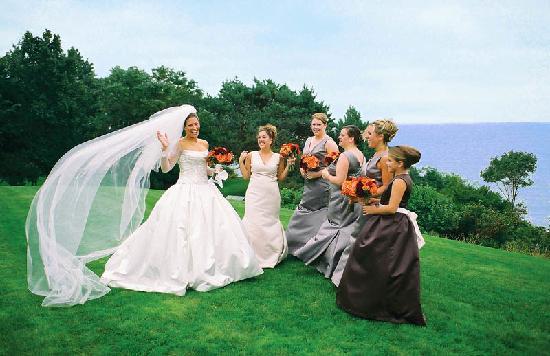 York Harbor Inn: Brides love it