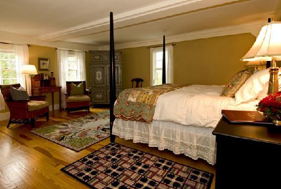 York Harbor Inn: luxury room