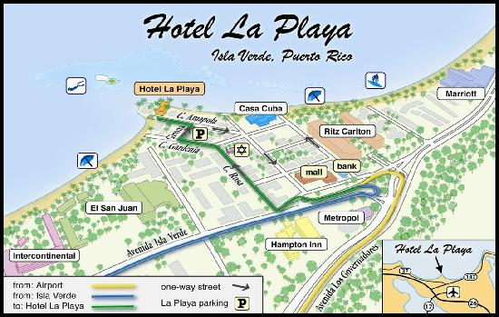 La Playita Updated 2018 Prices Hotel Reviews Puerto Rico Isla Verde Tripadvisor