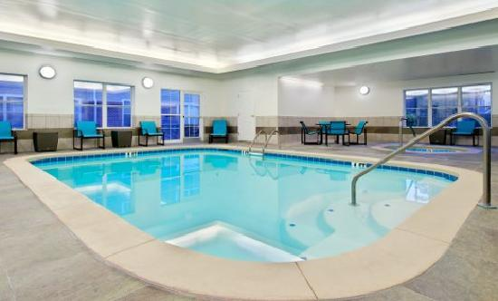Residence Inn Savannah Midtown: Indoor Pool