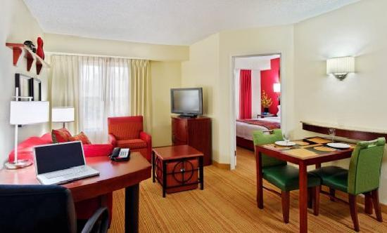 Residence Inn Savannah Midtown: One-Bedroom Suite