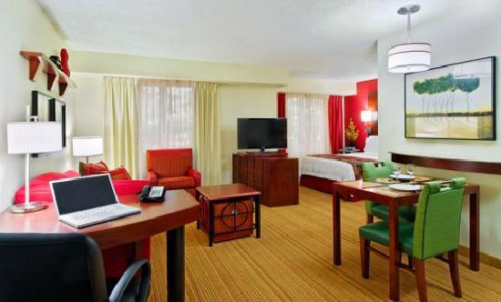 Residence Inn Savannah Midtown: Studio Suite